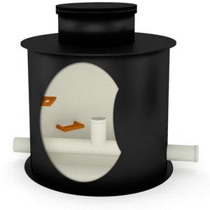 Plastové PP kanalizačné šachty