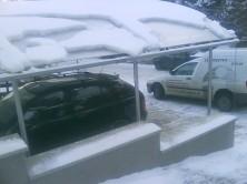 Parkovacie plochy, altánky a terasy